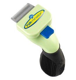 FURminator Short Haired Deshedding Tool, Toy Dog