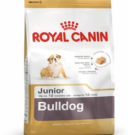 Royal Canin Bulldog Junior Dog Food