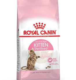 Royal Canin Second Age Kitten Sterilised Food