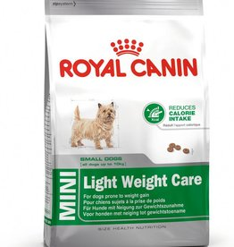 Royal Canin Mini Light Weight Care Dog Food