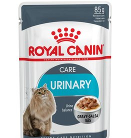 Royal Canin Feline Urinary Care Pouch in Gravy Wet Cat Food 85g
