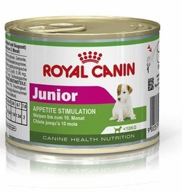 Royal Canin Puppy/Junior Wet Dog Food Can 195g