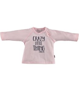 B.E.S.S.  Shirt Crazy Little Thing roze