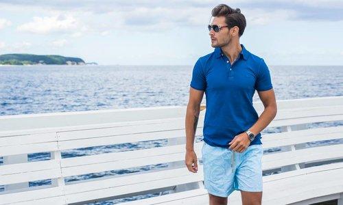 Odzież plażowa męska