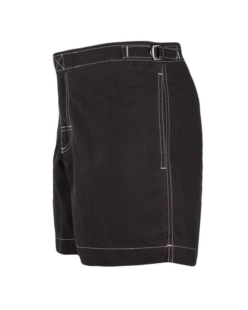 Cap Martinez strój kąpielowy bez gumki w talii |  Brązowy