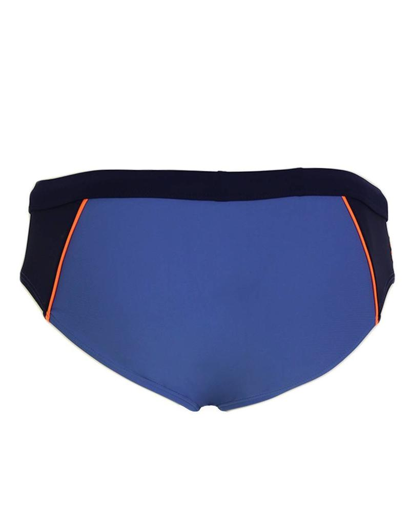 Corse krótkie spodenki kąpielowe   Błękit kobaltowy