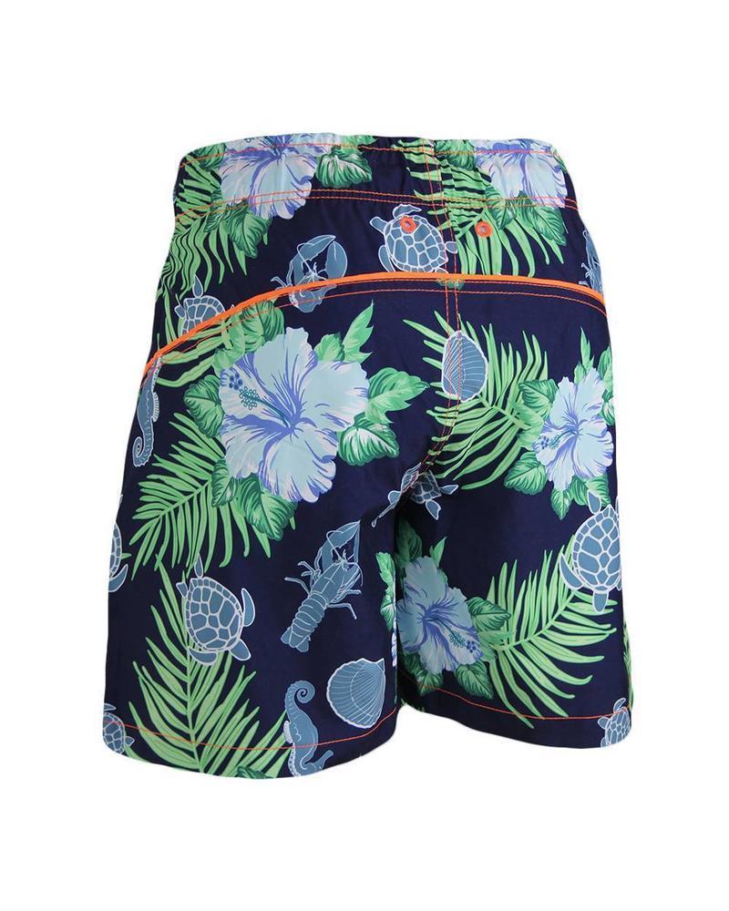 Fiji szorty    Mocny niebieski