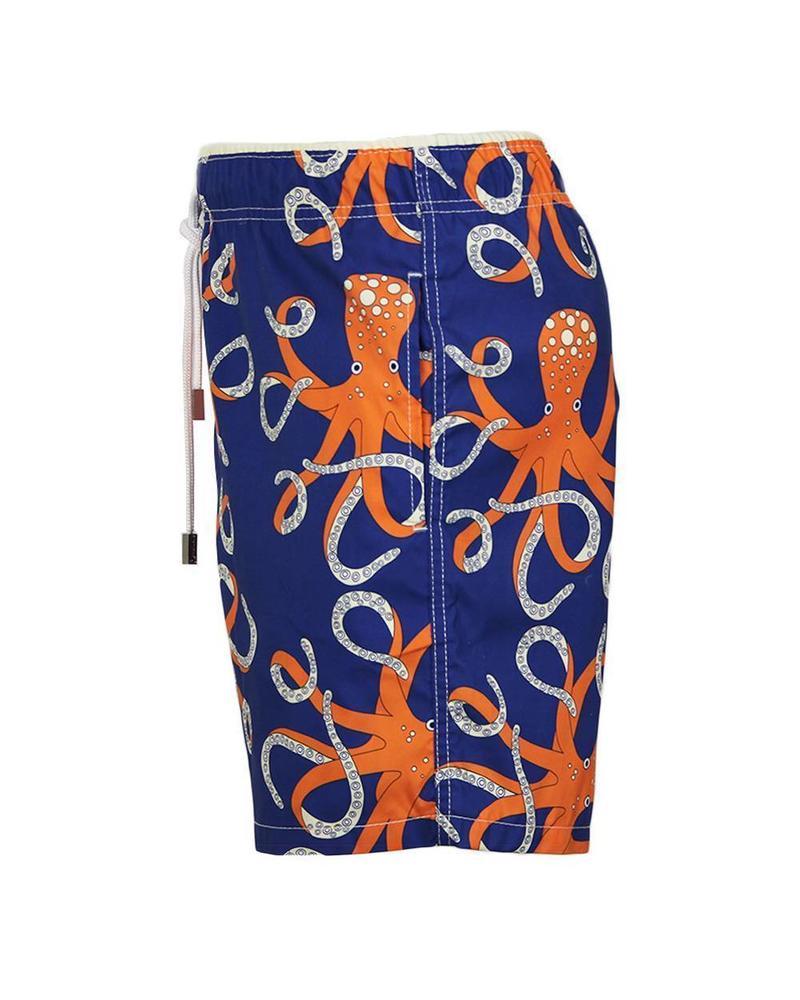 Octopussy Szorty | Kid's  Mocny niebieski