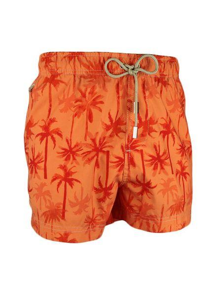 Palm Beach krótkie kąpielówki |  Pomarańczowy