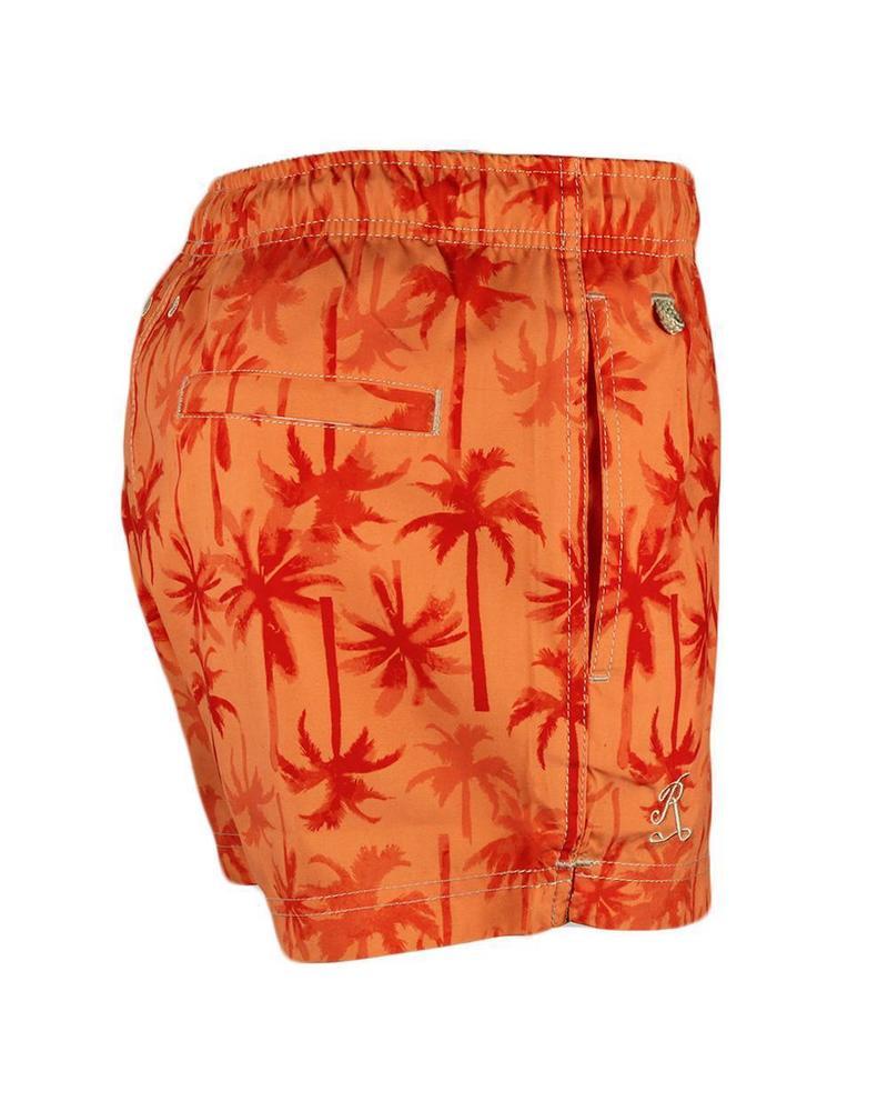 Palm Beach krótkie kąpielówki    Pomarańczowy