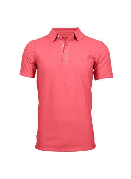 South Beach koszulka polo dla mężczyzn Koral Czerwony