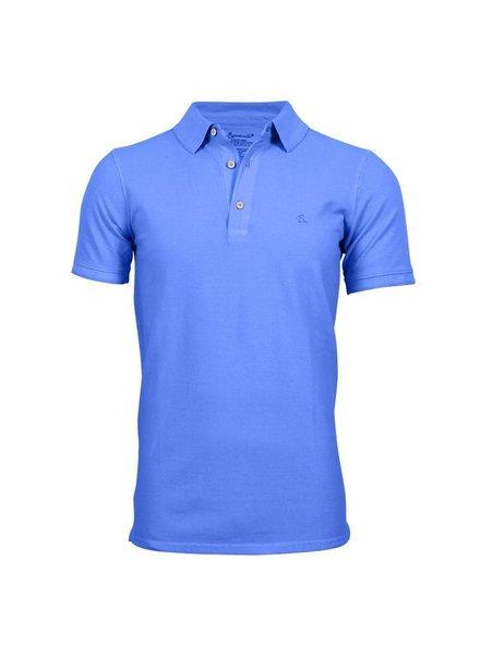 South Beach koszulka polo dla mężczyzn Błękit kobaltowy