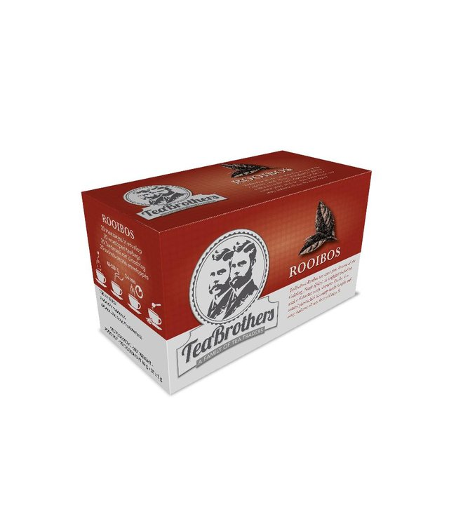 TeaBrothers Rooibos thee 20x2g