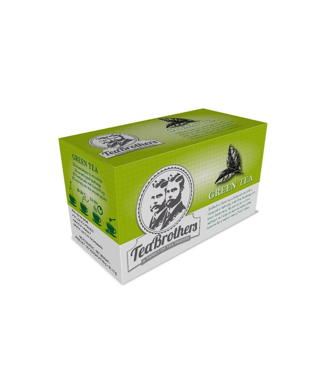 TeaBrothers Groene thee 20x2g