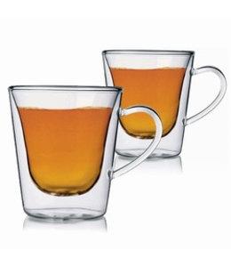 Luigi Bormioli Thee-Koffie glazen 2 stuks