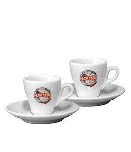 Bravi Caffè Italiaanse Espressokopjes 2 stuks