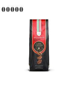 Caffè Coronel Siciliano Rosso Italiaanse koffiebonen 1kg