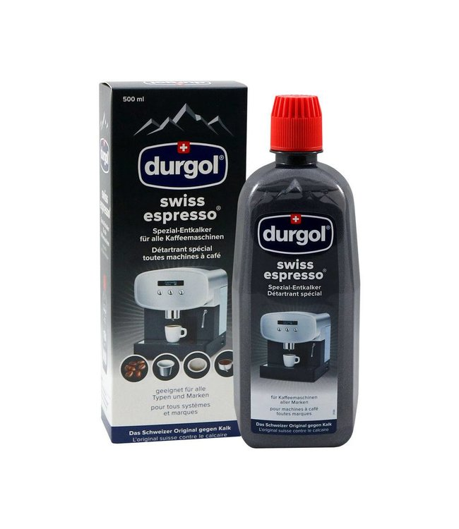 Durgol Swiss espresso ontkalker 500ml