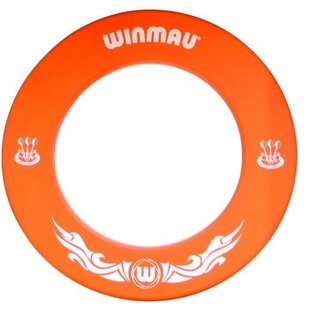 Winmau Dartboard Surround Xtreme Orange