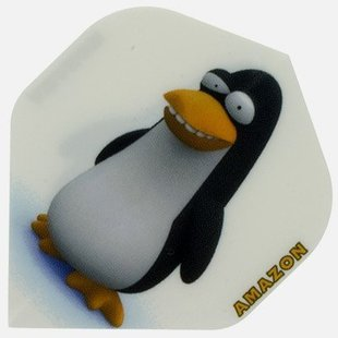 Amazon Cartoon Penguin