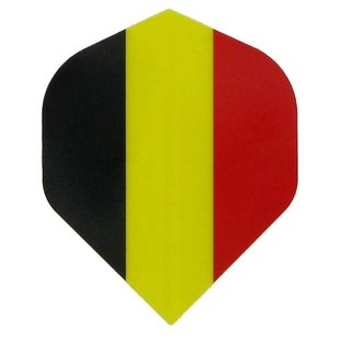 Belgium flag Flight
