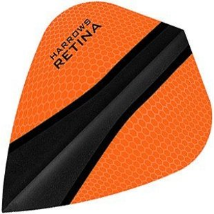 Harrows Retina-X Orange Kite