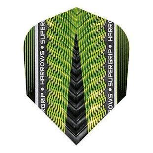 Harrows Supergrip X Green