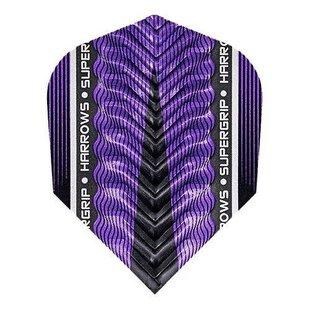 Harrows Supergrip X Purple
