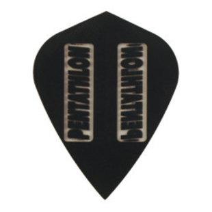 Pentathlon Transparant Kite Black