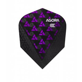 Target Agora Ultra Ghost+ Std6 Purple