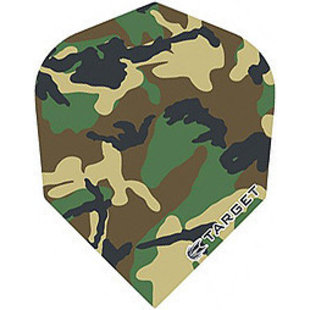 Target Pro 100 Jungle Camo Flights