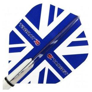 Target Vision Blue Union Jack