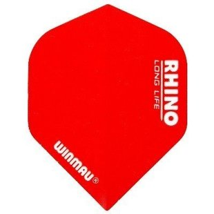Winmau Rhino Red Flight