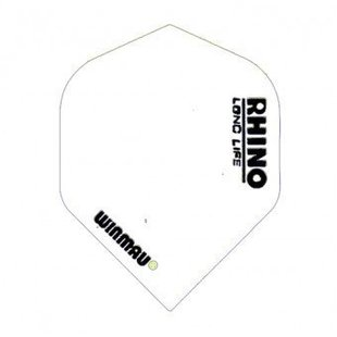 Winmau Rhino White Flight