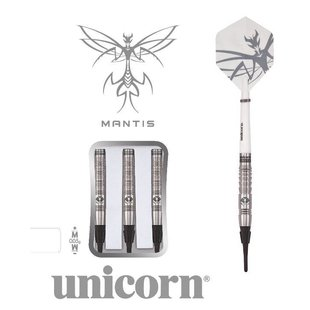 Unicorn Mantis 90% - White 18g softtip