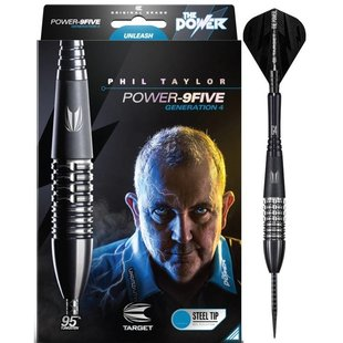 Phil Taylor Power 9FIVE Gen 4 95%