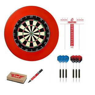 Dartshopper Surroundset Red