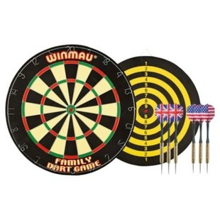 Winmau Family Dart Game