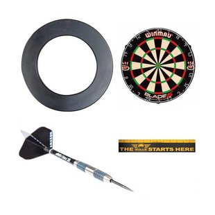 Super Dartshopper Set Tungsten