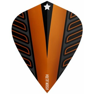 Target Voltage Vision Ultra Orange Kite