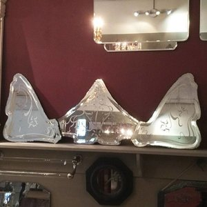 Antieke Spiegels Art Nouveau