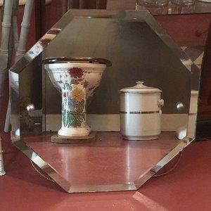 Antieke Spiegel Octagone