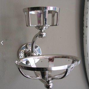 Tumbler Holder Art Deco