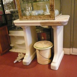 Porcelain Console Table