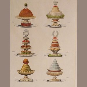 Gastronomical Print 23