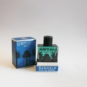 Bath Oil Sandalo