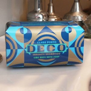 Bath Soap Deco