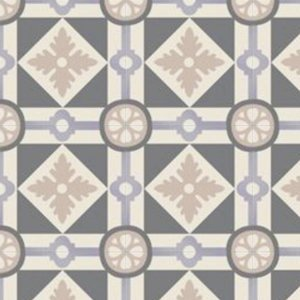 Floor Tile Fleuille Carree