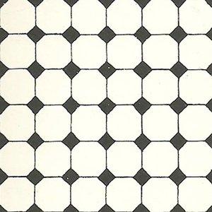 Floor Tile Octagonal