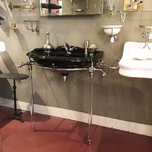 Classic Washbasin Imperial Noir